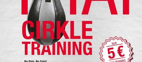 Power Thai – Cirkle Training im Sukhothai-Gym