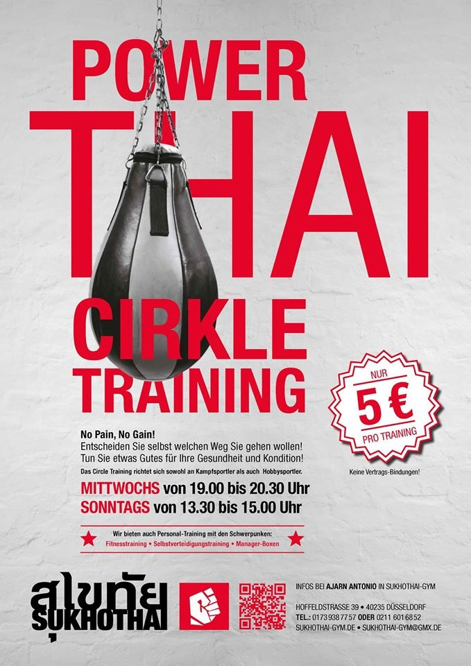 Thai Cirkle Training